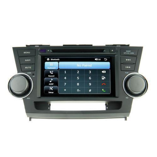 toyota highlander stereo parts accessories toyota highlander radio