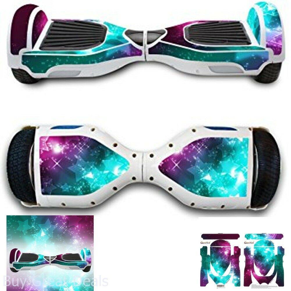Hover Board Scooter  Self Balancing Hoverboard Case Decal Ga