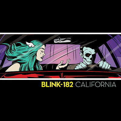 Blink 182   California  New Cd  Explicit  Deluxe Edition