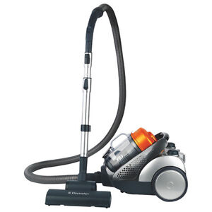 Electrolux Access T8 Bagless Cannister Vacuum - Tagerine Granite