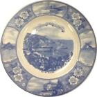 Old English Staffordshire Plate