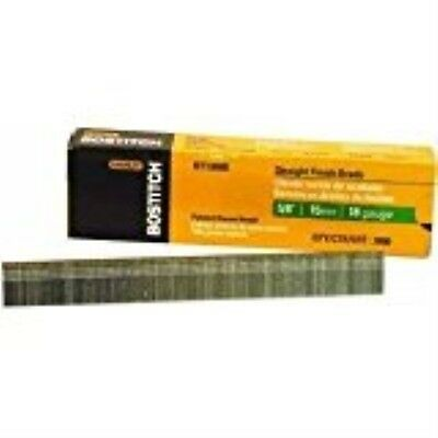 Bostitch Bt1314b Brown 1-316 18-gauge Brad Nails - 3000 Box