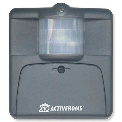 X10 EagleEye Motion Sensor Indoor/Outdoor MS14A - New-No-Box / 30 day Warranty