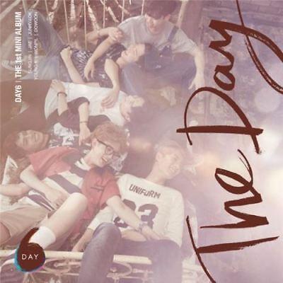 DAY6 [THE DAY] 1st Mini Album CD+FotoBuch K-POP SEALED DAY SIX
