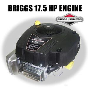 Genuine Briggs & Stratton 17.5HP Ride On Mower Engine