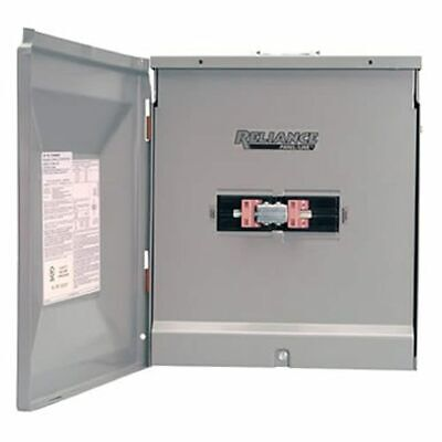 Reliance Controls 100-amp Outdoor Transfer Panel