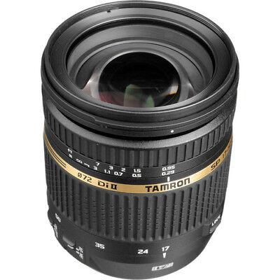 Tamron SP AF 17-50mm f2.8 XR DI-II VC LD IF Lens f/Canon USA Model 6 yr Warranty Canon Usa Warranty