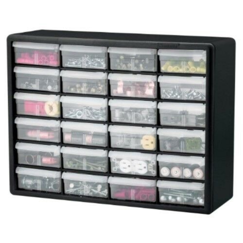 drawer plastic parts storage hardware