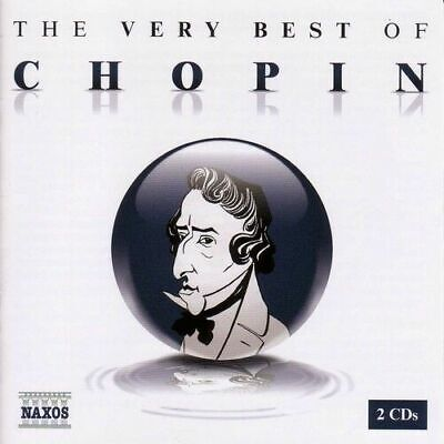 The Very Best of Chopin (CD, Sep-2005, 2 Discs, (The Very Best Of Chopin)