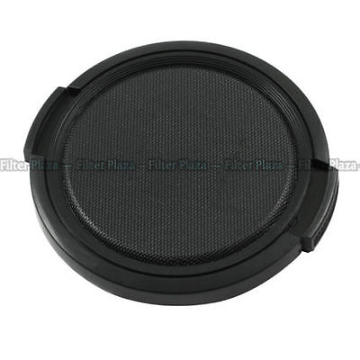 55mm Snap-on Front Filter Lens Cap Cover for Canon Nikon Olympus Sony Pentax 55 55 Mm Snap