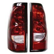 Silverado Tail Lights