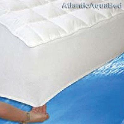 Wasserbett Auflage Soft- und Hardside Wasserbetten Bezug Auflage ohne Abbauen