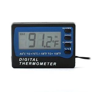 digital thermometer ebay. Black Bedroom Furniture Sets. Home Design Ideas
