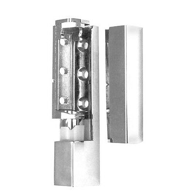 Self Closing Commercial Refrigerator Hinge 26-1583, R50 Edge Mount 1 1/4
