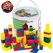 Wooden Toy Bricks