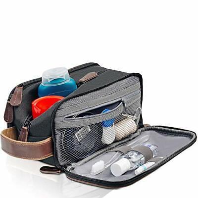 Canvas Dopp Kit  3 Compartments + Laundry Bag – Easy