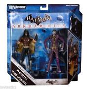 Batman and Robin Action Figures