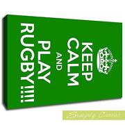 Rugby Canvas