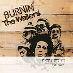Burnin' (Deluxe Edition)-The Wailers-CD