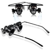 20x Magnifier Magnifying Eye Glasses Loupe