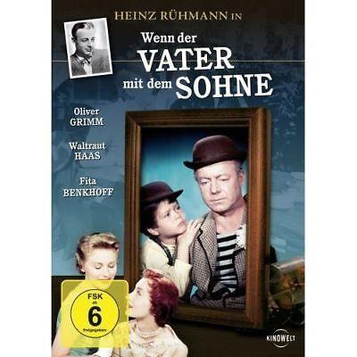 Wenn der Vater mit dem Sohne DVD Heinz Rühmann