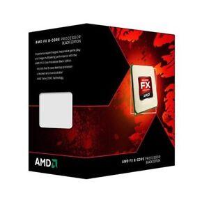 AMD FX-9590 Octo Core 4.7GHz AM3+ 16MB Cache 220W TDP CPU Processor