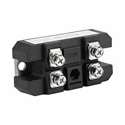Black Single-phase Diode Bridge Rectifier Module 150a Amp High Power 1600v New