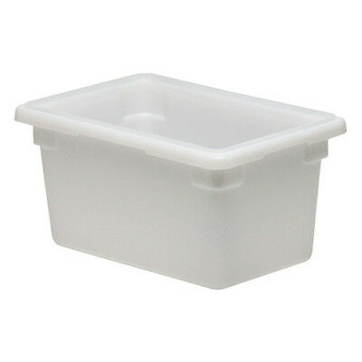Cambro 12189cw148 Cambro Food Storage Box Half-size 4-34 Gallon White