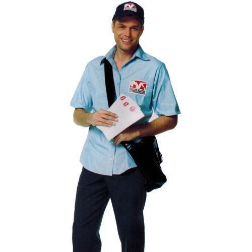 Mailman Costume  3e8d30284c50
