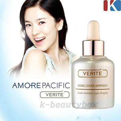 [AMORE PACIFIC] Aging Cover Ampoule 30ml - Covers multiple signs of again