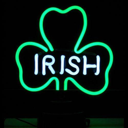 Irish Neon Sign Ebay