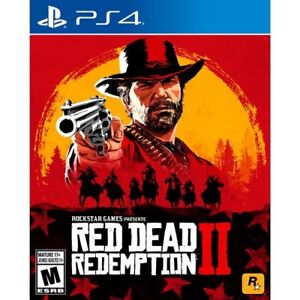 Red Dead Redemption 2 (PS4) - Mint