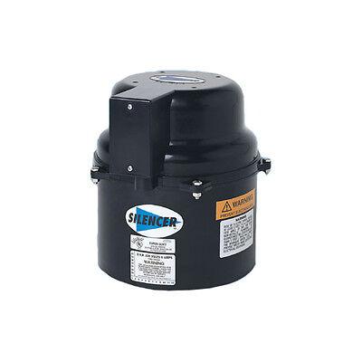 Air Supply Silencer Blower 2 hp 220v 112 CFM - 6320220F