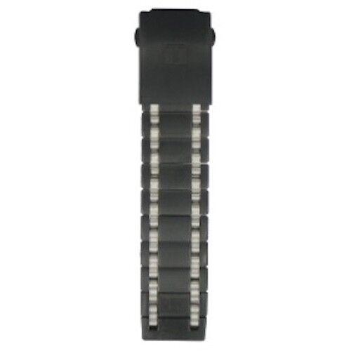 Metallarmband Tissot Edelstahl / T-RACE T472 (T011417) / T605024834