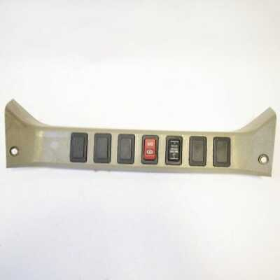 Used Center Switch Panel Compatible With Bobcat 763 753 773 6679845