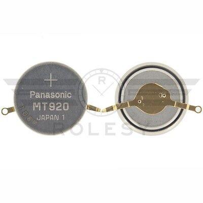 Seiko Solar Watch Capacitor Panasonic MT920 Battery 5D22 5D44 5D88 5D22A 5D44A