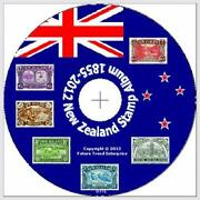 New Zealand Stamp Album
