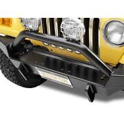 Jeep Wrangler Grill Guard