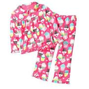 Girls Flannel Pajamas