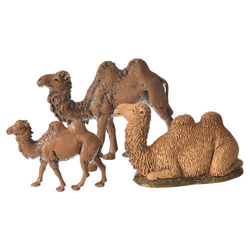 """Camel Animal Figurine for 2"""" Nativity Scene Landi Presepio Pesebre Camello"""
