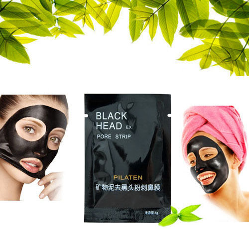 Superstrong Black Head Remover Face Nose Mask Pore Mud Acne Cleansing Treatment