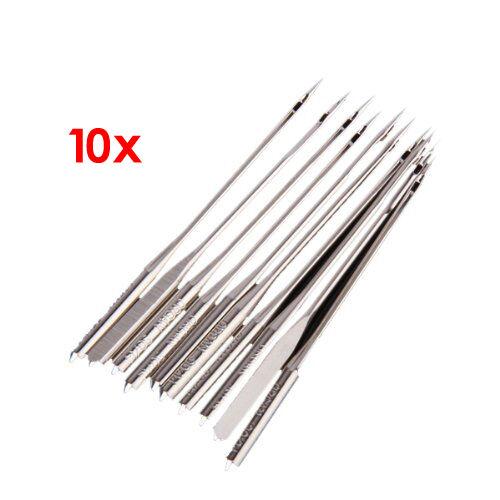 10Pcs 15x1 HAx1 130/705H Home Sewing Machine Needles BF