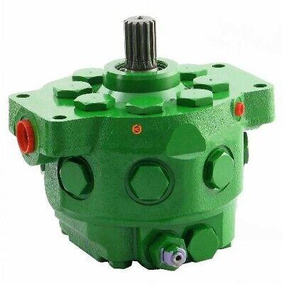John Deere Hycapacity Hydraulic Pump New Housing 5020 6030 7020 7520 Free Ship