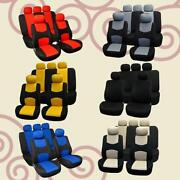 Mitsubishi Lancer Seat Covers