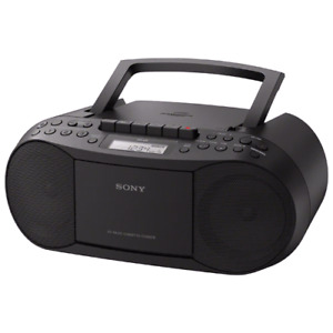 Sony CFD-S70 Portable CD Boombox
