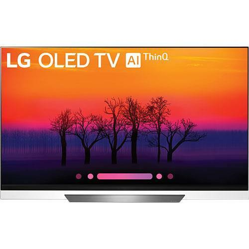 "Lg Oled65e8pua 65"" Class Smart Ai 4k Cinema Oled Hdtv With Thinq"
