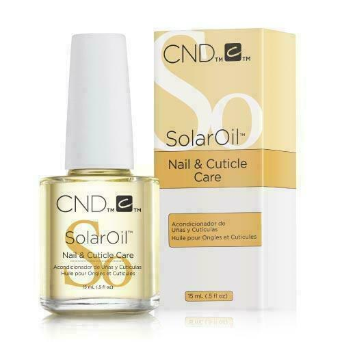 CND Essentials Solar Oil Nail Cuticle Conditioner Treatment .5oz