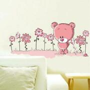 Bear Nursery Wall Stickers