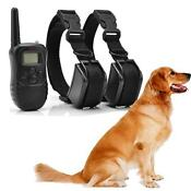Rechargeable 2 Dog Shock Collars