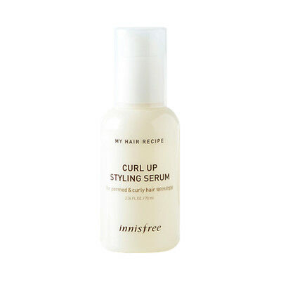 [INNISFREE] My Hair Recipe Curl Up Styling Serum - 70ml